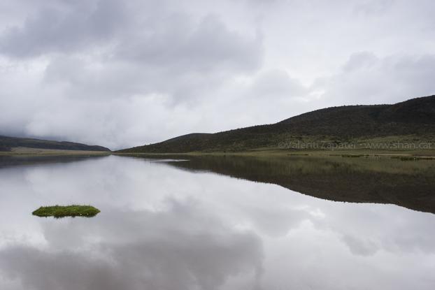 Laguna de Limpiopungo, (Parque Nacional Cotopaxi). Cotopaxi, Ecuador